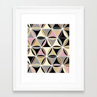 quilt Framed Art Prints featuring quilt 2015 by Ariadne