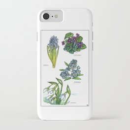 Few of my favourite flowers iPhone Case