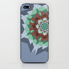 Fractured iPhone & iPod Skin