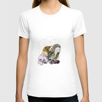 sacred geometry T-shirts featuring Sacred by Ashley Payne