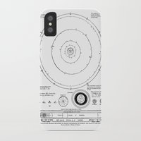 solar system iPhone & iPod Cases featuring Solar System by Public Demesne