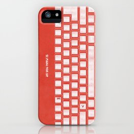 All you need is iPhone Case