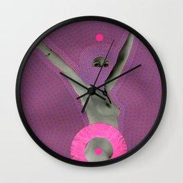 Energy Catcher Wall Clock