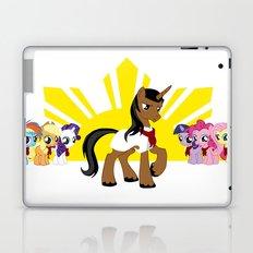 Andres Ponyfacio Laptop & iPad Skin