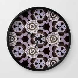 KALÒS EÎDOS XVI Wall Clock