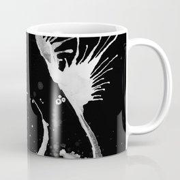BACK TO BLACK OUD - madewithunicorndust by Natasha Dahdaleh Coffee Mug