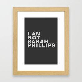 know your meme Framed Art Print