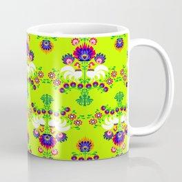Polish folk pattern Coffee Mug