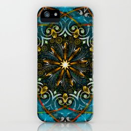 Struggling emergence iPhone Case