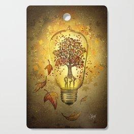 Autumn light Cutting Board