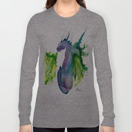 Wildfire Water Dragon Long Sleeve T-shirt
