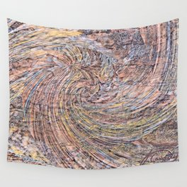 Abstract 116 Wall Tapestry
