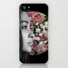 Where's your Smile at, Mona Lisa? iPhone Case