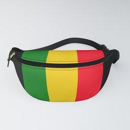 Rastafari Colors Fanny Pack