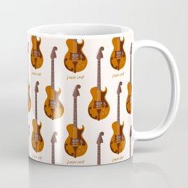 Merle Travis Bigsby Guitar Coffee Mug