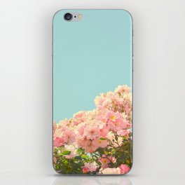 A simple kind of life iPhone Skin