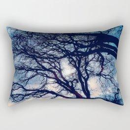 Mystic trees Rectangular Pillow