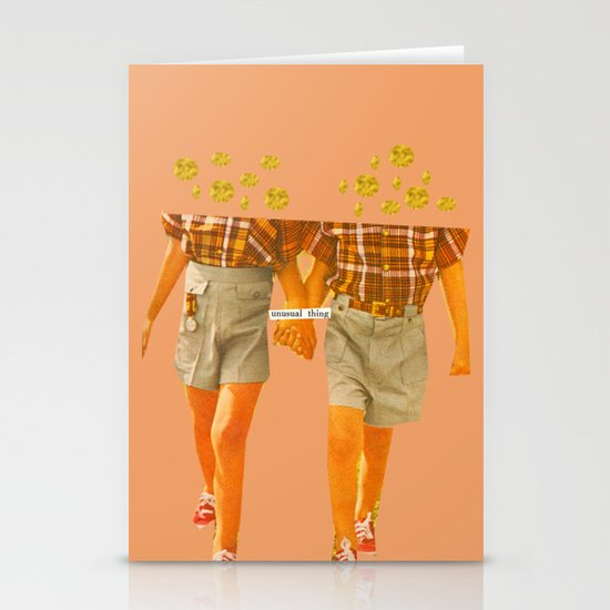 Unusual Thing Stationery Cards