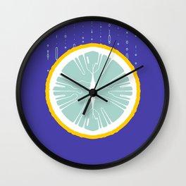 effervescence Wall Clock