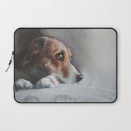 Capella the beagle Laptop Sleeve
