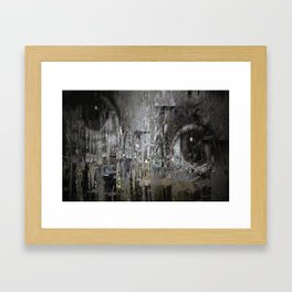 Dov Framed Art Print