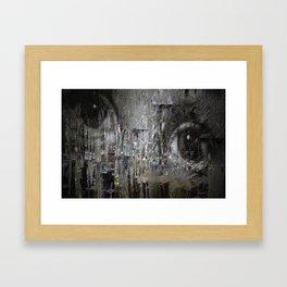 Dov Framed Art Print