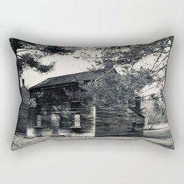 Ghost Town, NJ Rectangular Pillow