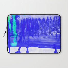Dip Dye Ultramarine Laptop Sleeve