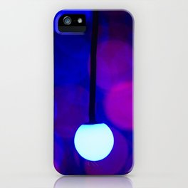 Orbs iPhone Case