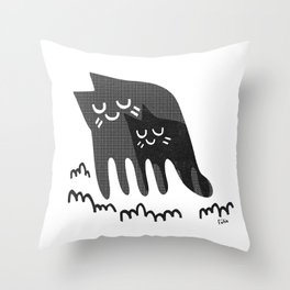 Have a Stroll Throw Pillow