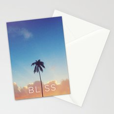 Palm Tree Bliss Stationery Cards
