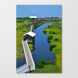 South Padre Island Canvas Print