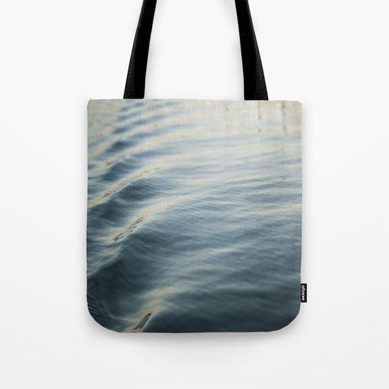 Water Ripple Tote Bag