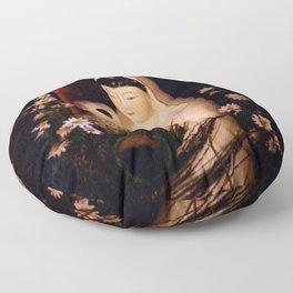 Quan Yin/ Kwan Yin Floor Pillow