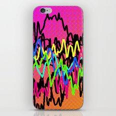 waves - ! iPhone & iPod Skin