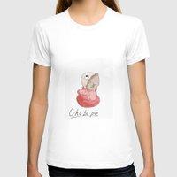"ponyo T-shirts featuring Small Ponyo ""Chi-bi-po"" by Masaki IINUMA"