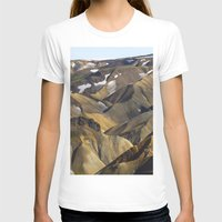 iceland T-shirts featuring ICELAND II by Gerard Puigmal