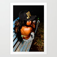 HighLife5 Art Print