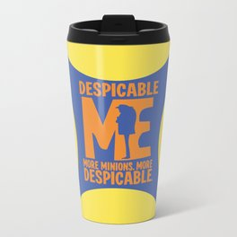 Despicable Me - Cartoon Altenrative Poster Travel Mug