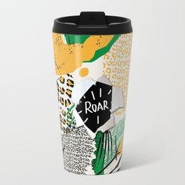 ROAR (wild cats) Travel Mug
