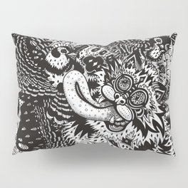 Domesticated (Afternoon in the Garden) Pillow Sham
