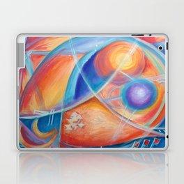 faraway worlds. mundos distantes Laptop & iPad Skin
