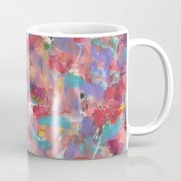 Colorful Painter's Abstract Art Coffee Mug
