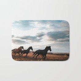 horseplay  Bath Mat