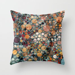 :: Pandora :: Throw Pillow