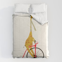 the high wheeler Comforters
