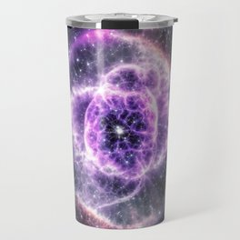 Collapsed Galaxy Eye Travel Mug