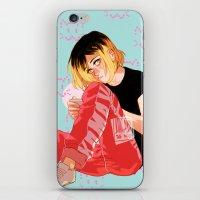 johannathemad iPhone & iPod Skins featuring Neko by JohannaTheMad