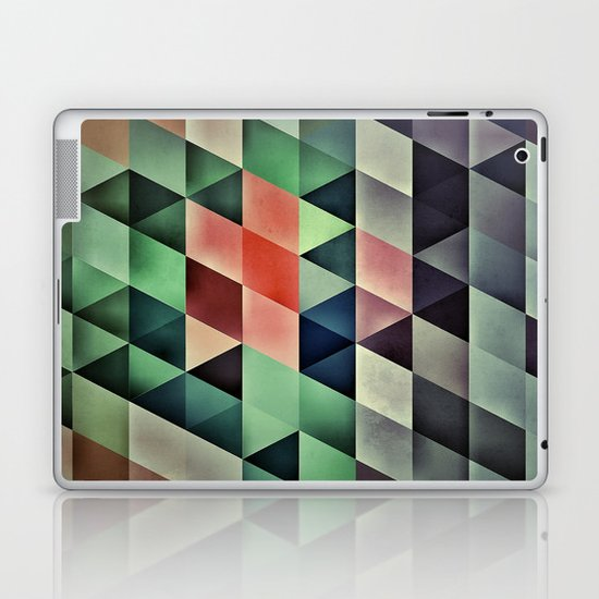 ZERO SIX SIX EIGHT Laptop & iPad Skin