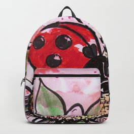 Daisy Lady Backpack